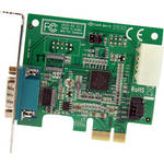 StarTech 1-Port Low-Profile Native PCI Express Serial Card