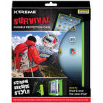 Xtreme Cables Survival Durable Protection Case for iPad 2nd, 3rd Gen (Green)