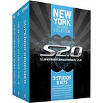 Toontrack New York Studios Collection - Superior Drummer 2.0 and New York Studios SDX Vol. 1, 2 & 3