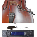 AMT S18-5C Wi5IIC Clip-On Wireless System with S18C Cello Microphone System