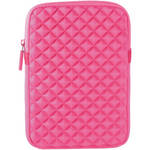 Xuma Cushioned Neoprene Sleeve for iPad mini (Pink)