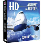 Sound Ideas Aircrafts & Airports HD Sound Effects Hard Drive for Mac
