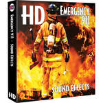 Sound Ideas HD Emergency 911 Sound Effects Hard Drive for Windows