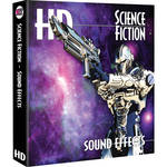 Sound Ideas Science Fiction HD Sound Effects Hard Drive for Mac