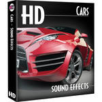 Sound Ideas Cars HD Sound Effects on Hard Drive for Windows