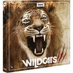 Sound Ideas Wildcats-Lions & Tigers Sound Effects Library Bundle (Download)