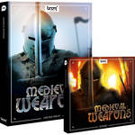 Sound Ideas Medieval Weapons - Sound Effects Library Bundle (Download)