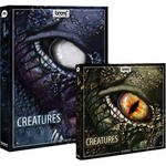 Sound Ideas Creatures Sound Effects Library Bundle (Download)