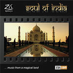 Sound Ideas The Zis Music Library - Soul of India (Audio CD)