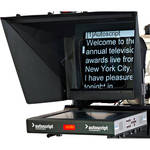 "Autoscript 17"" High-Bright LED Teleprompter with Molded Hood"