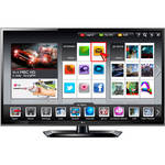 "LG 60LS579C 60"" LED Prosumer Widescreen Smart HDTV (Glossy Black)"