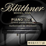 Pianoteq Bluthner Model 1 Grand Piano Add-On - For Pianoteq Virtual Piano Software