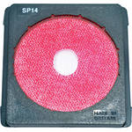 Kood 67mm Red Oval Spot Filter for Cokin A/Snap!