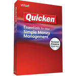 Intuit Quicken Essentials for Mac Software (Electronic Download)