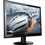 "AOC e2752She 27"" LED Monitor (Glossy Black)"