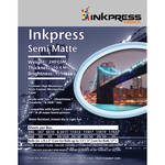 "Inkpress Media Semi-Matte 250 Photo Inkjet Paper (13"" x 33' Roll)"