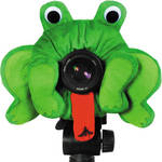 Camera Creatures Friendly Frog Posing Prop