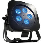 American DJ WiFly Par QA5 Rechargeable Compact Wash Fixture with WiFLY Transceiver