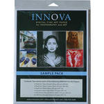 Innova Fine Art Sample Pack (8.5 x 11