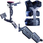 Glidecam X-20 Professional Camera Stabilization System with Anton Bauer Battery Plate