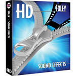 Sound Ideas Foley High-Definition Sound Effects Hard Drive
