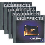 Sound Ideas CD-ROM: Digiffects ClickShop Sound Effects Library