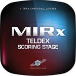 Vienna Symphonic Library MIRx Teldex Scoring Stage - Convolution Reverb Extension