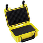 Seahorse SE-120 Hurricane Series Case with Foam (Yellow)