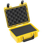 Seahorse SE-300 Hurricane Series Seahorse Case with Foam (Yellow)