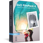 DxO FilmPack 4 Expert Edition Image Processing Software (Boxed Version)