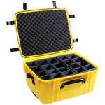 Seahorse SE-1220 Hurricane SE Series Case with Padded Photo Divider Set (Yellow)