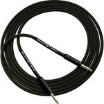 "RapcoHorizon Roadhog Guitar Cable with Two 1/4"" Gold-Plated Connectors (20', Black)"