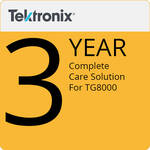 Tektronix 3-Year Complete Care Solution For TG8000