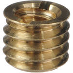 "Wimberley BS-100 3/8""-16 to 1/4""-20 Brass Reducer Bushing"
