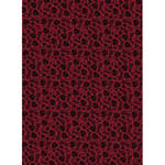 Impact Velour Background (9 x 12', Red)