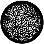 Rosco Steel Gobo #7777 - Bare Branches 2 - Size A