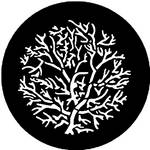 Rosco Steel Gobo #7778 - Bare Branches Reversed