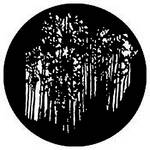 Rosco Steel Gobo #7841 - Forest