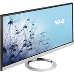 "ASUS MX299Q Ultra-Wide Cinematic Monitor (29"", Silver and Black)"