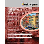 "Inkpress Media Cold Press 300 Archival Inkjet Paper (24"" x 50' Roll)"