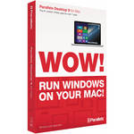 Parallels Parallels Desktop 9 for Mac (OEM DVD)