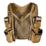 THE VEST GUY Scott Bourne Mesh Photo Vest (Medium, Coyote)