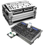 Numark Numark iCD MIX-2 CD & iPod DJ System & Transit Case (B&H Kit)