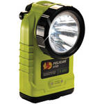 Pelican 3765 Rechargeable LED Flashlight (Yellow, without Charger)
