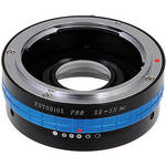 FotodioX Pro Lens Mount Adapter for Mamiya ZE Lens to Sony A Mount Camera