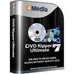 4Media Software Studio DVD Ripper Ultimate Software for Mac