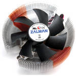 ZALMAN USA CNPS7700ALCULED Silent Cooler for Intel and AMD CPU