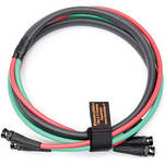 Transvideo 4.5 GHz 3D-HDTV Dual-Link BNC to BNC Cable (6.6')