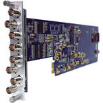 Gra-Vue XIO 9010DEC Composite Video to 4 x SD-SDI Converter Card