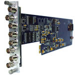 Gra-Vue XIO 9010DES Composite Video to 4 x SD-SDI Converter Card with Frame Sync